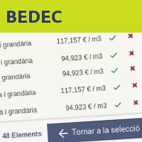 Banc BEDEC