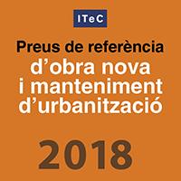 Preus referència urbanitzacio