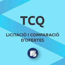Licitació i comparació d'ofertes