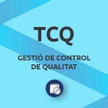 Gestió de control de qualitat