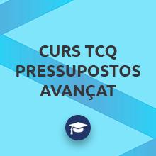 Curs TCQ Pressupostos Avançat
