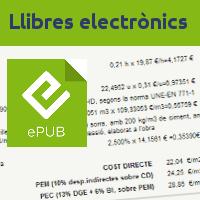 Llibres electrònics de preus i plecs