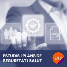 Estudis i plans de seguretat i salut