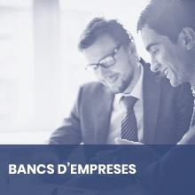 Bancs d'Empreses